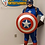 Captain America Superhero appearances for hire - party character - Columbus Ohio