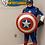 Captain Marvel Superhero Character appearances Columbus, Ohio
