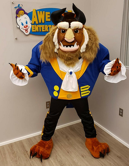 Beast Character, Columbus Ohio parties and events - cartoon characters for hire, Ohio