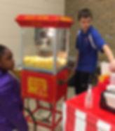 Columbus OHio Popcorn Machine Rental
