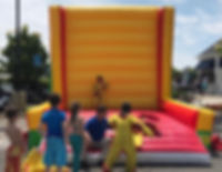 Inflatable Velcro Wall Rentals, Columbus Ohio