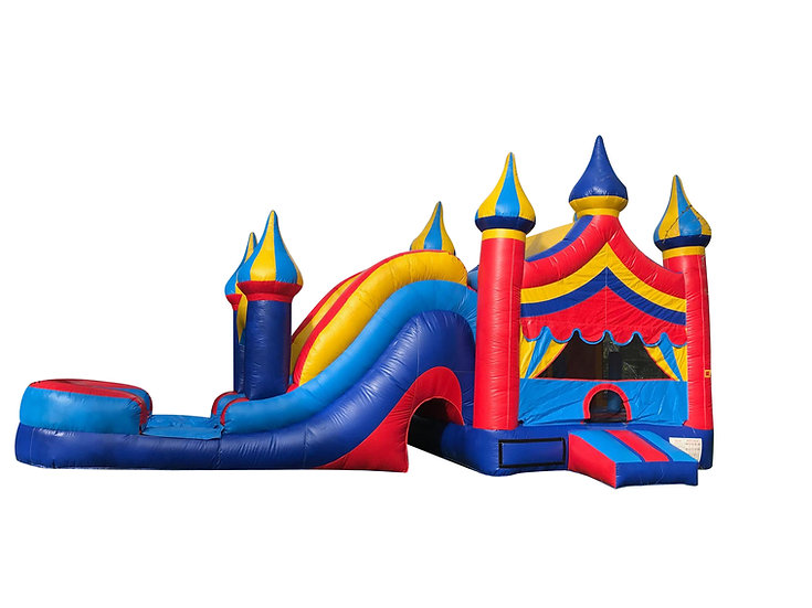 Carnival Themed Bounce House Rentals, Columbus Ohio Bounce Rentals Ohio