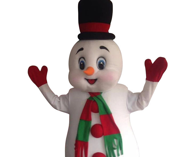 Columbus, Ohio snowman, frosty snowman character, holiday party character for hire, holiday entertainers for hire Columbus