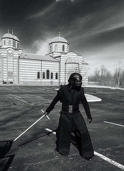 Columbus, Ohio Party Characters Kylo Ren Impersonator - Awesome Entertainment Ohio