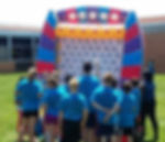 Giant Inflatable Plinko Rentals Columbus Ohio