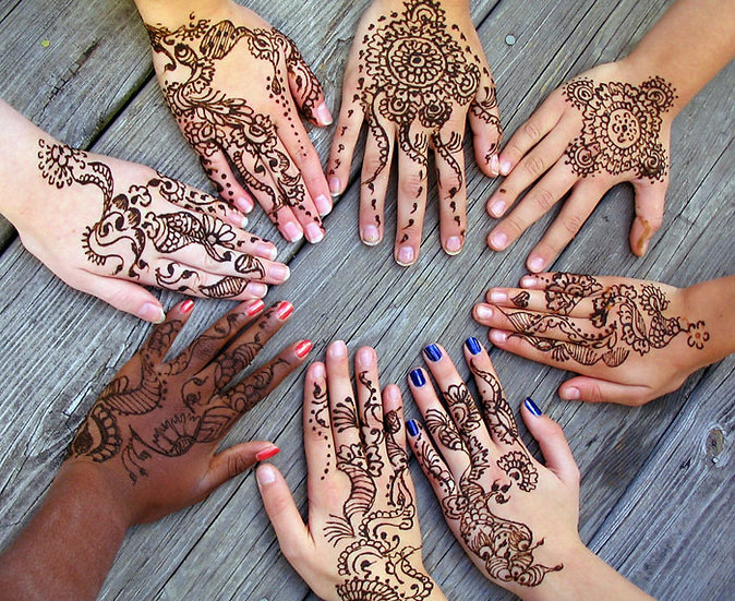 Columbus, Oh Henna Artists for hire - henna tattoo entertainment - corporate entertainment Ohio Henna for events Columbus