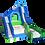 Columbus, Ohio Inflatable  Stunt Jump Rentals  - Event Planning - College Event Rentals