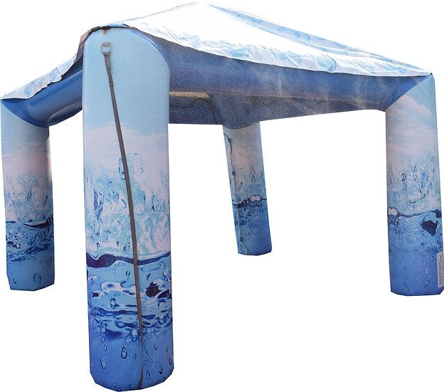 Columbus Ohio Misting Tent Rentals - Event Rentals Misting Tents - Cooling Tent Rentals OHIO