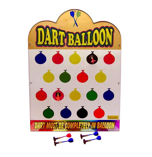Balloon Dart Carnival Game Rentals Columbus, Ohio School Carnival event company Dayton Ohio