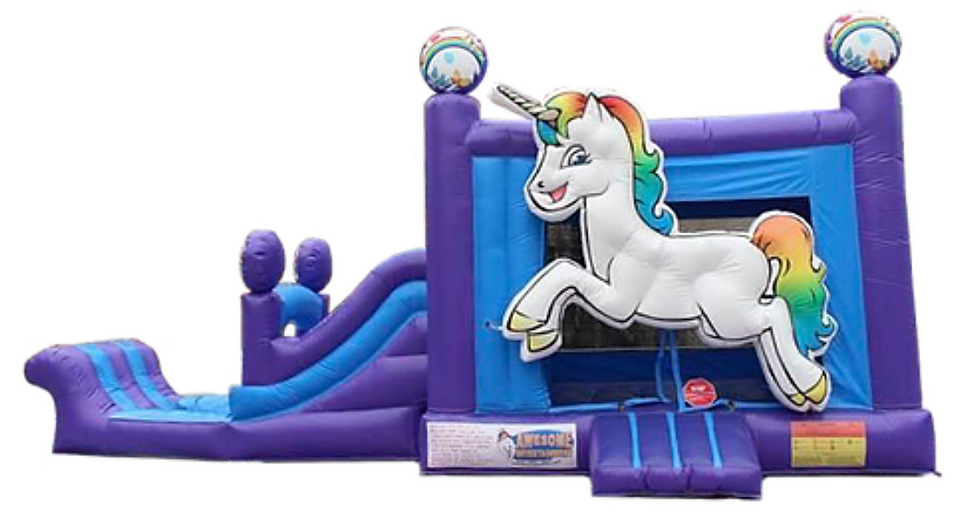 Unicorn Bounce House Rentals Columbus Ohio Water Inflatable Rentals