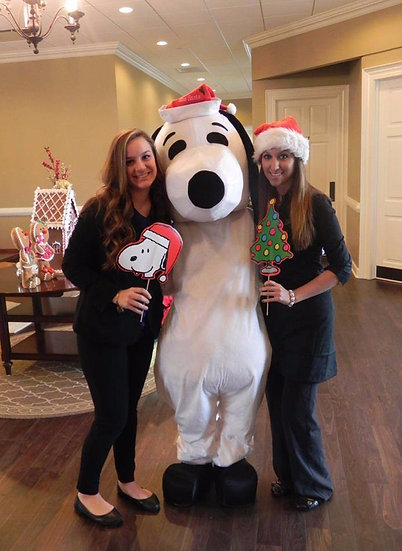 Columbus, Ohio Snoopy Character for hire, snoopy party characters Ohio