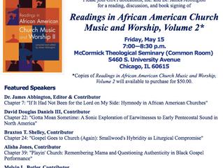Dr. Alisha Lola Jones' Book Signing at McCormick Theological Seminary