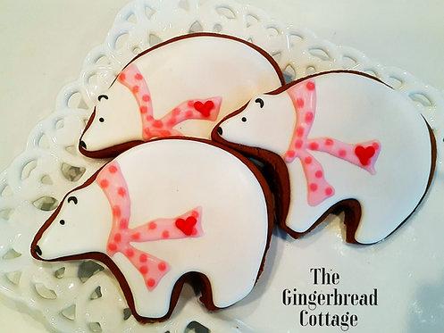 Valentine's Sweet Polar Bears - 3