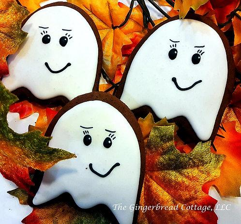 Halloween Ghosts - Dozen