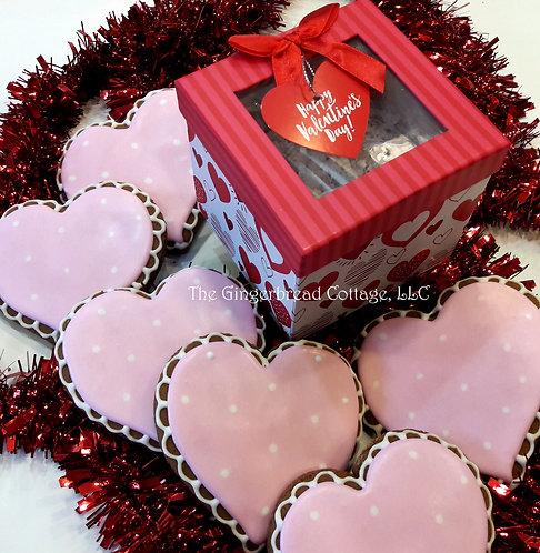 Valentine Heart Cookies ~ 9