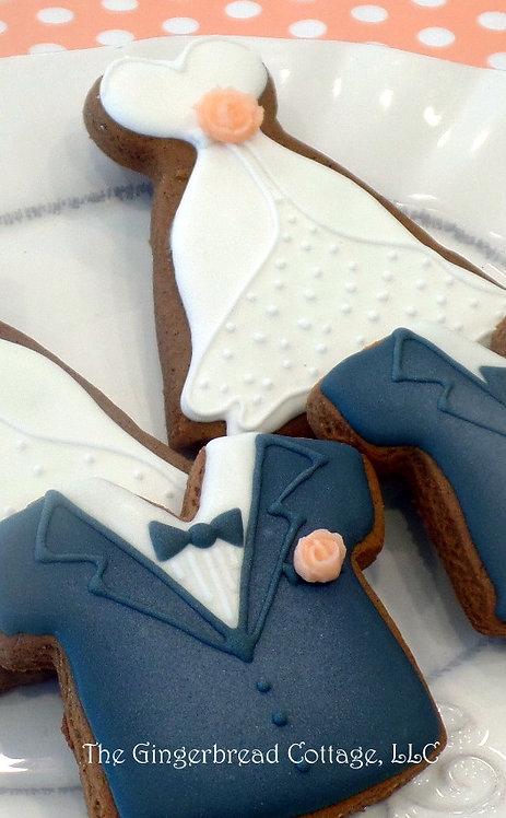 Tux & Gown Gift Set - Dozen
