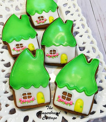 Cottage Cookies Cute - Dozen