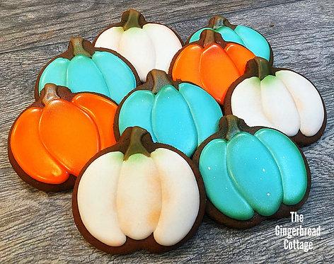 Pumpkins ~ Designer Set - Dozen