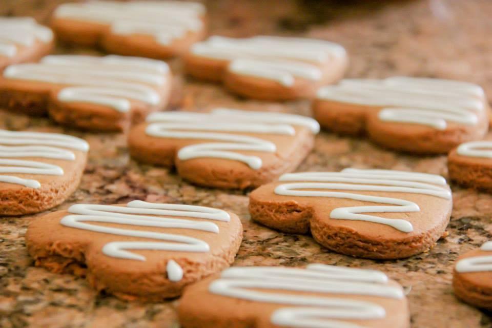 Wedding Heart Cookies 6 Dozen 72