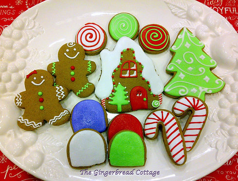 Gingerbread Men  - Dozen