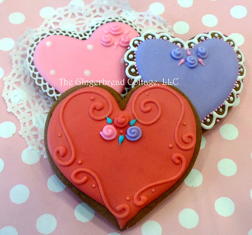 Heart Cookie ~ 1