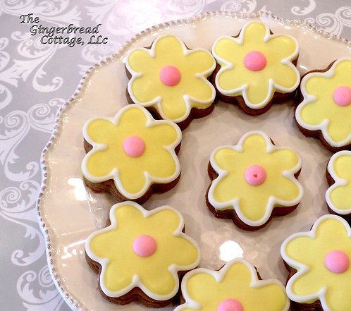 Mother's Day Mini Cookie Gift ~ 18 Cookies