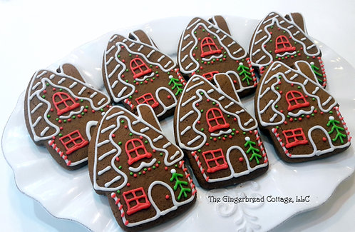 Christmas Cookie Platter Dozen