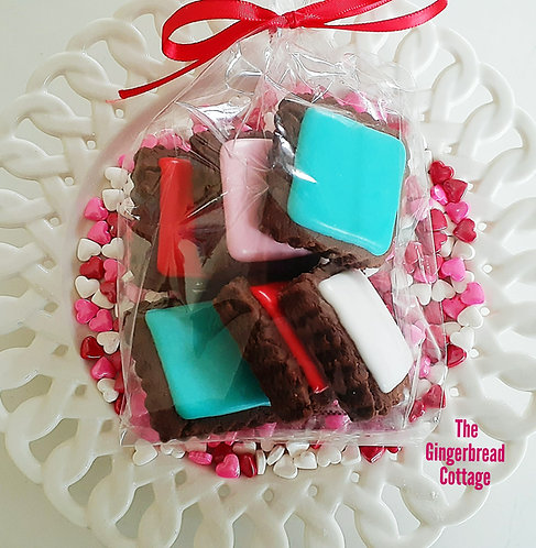 Valentine Heavenly Chocolate Mini's -3 bags