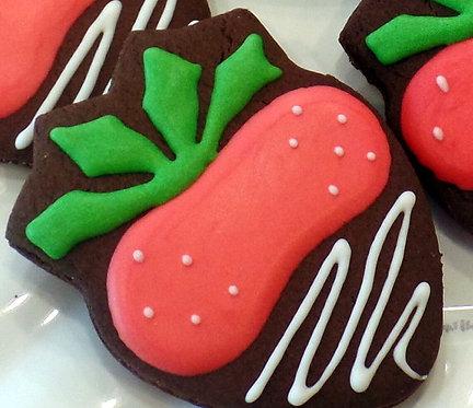 Valentine Strawberry's ~ Dozen