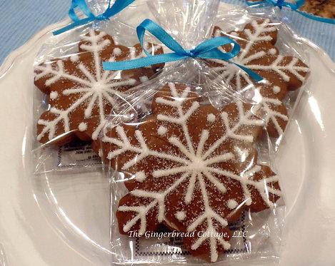 Snowflake Cookie - Dozen