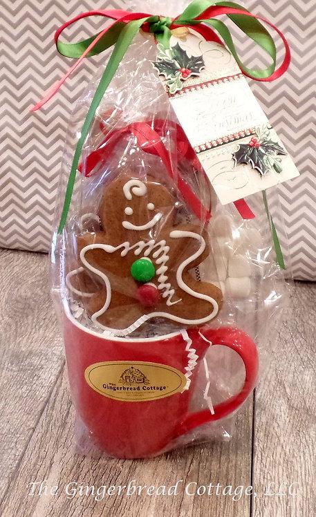 Mug o' Cookies & Hot Chocolate