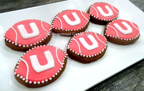 U of U Cookies -Dozen