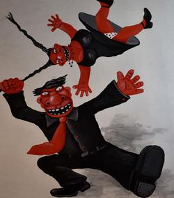 Красные танцы. Рок-н-ролл