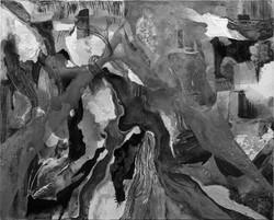 אומנות מקורית בשחור לבן