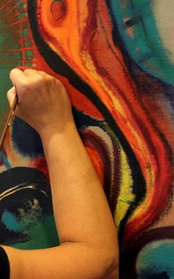 ציירת דורית רוף