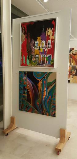 תערוכה הבימה תל אביב
