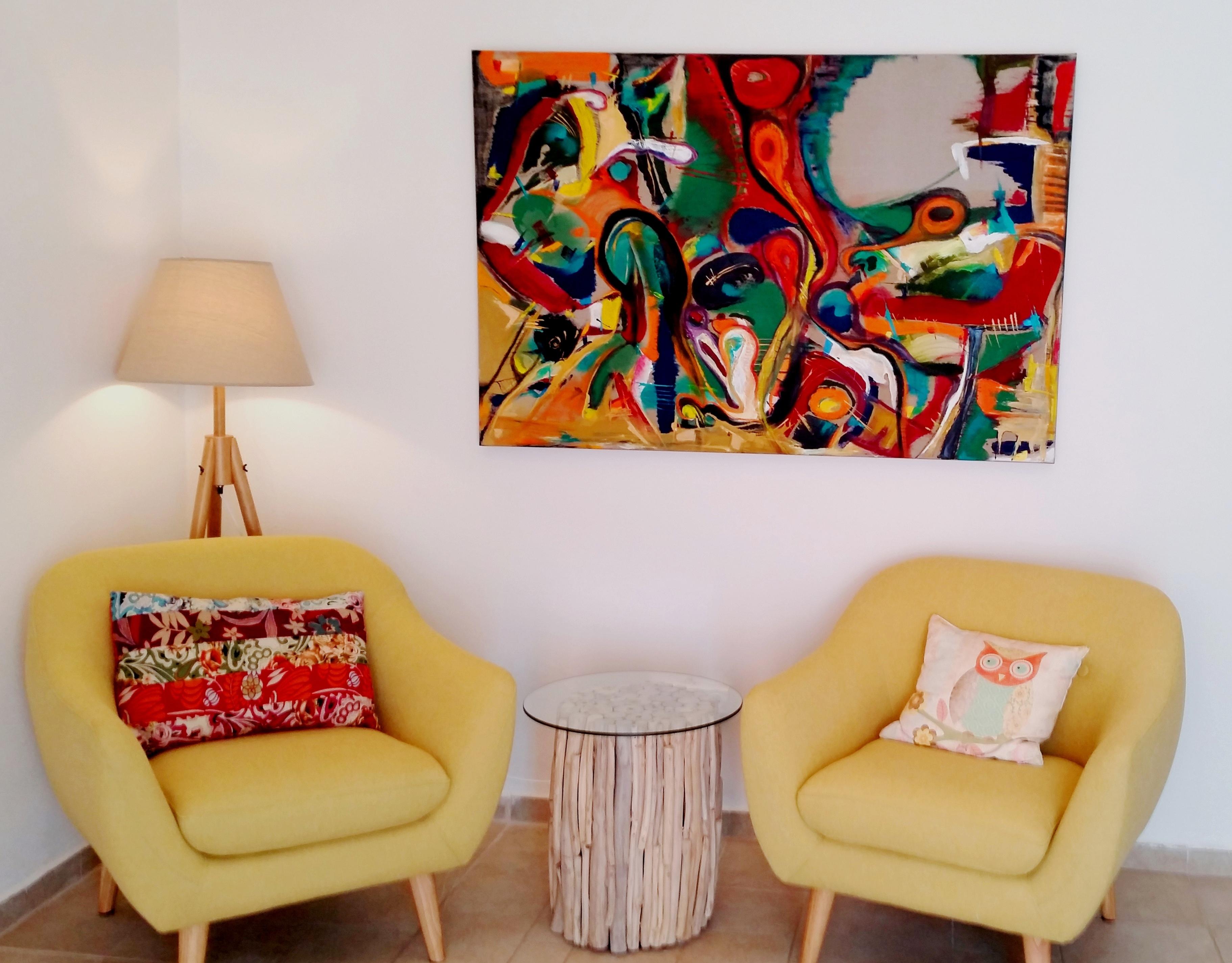 ציורים לבית ולמשרד