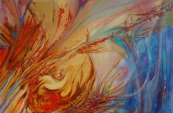 אוושת הרוח בצבעים