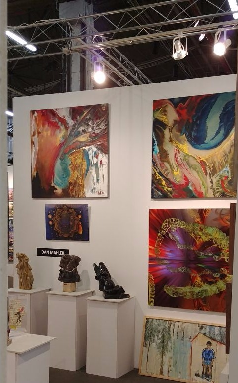 21.4.2017 ART EXPO NEW YORK