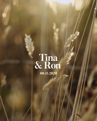 Tina & Ron