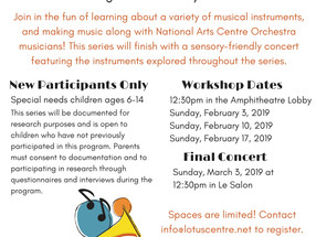 Music Circle Workshop for New Participants