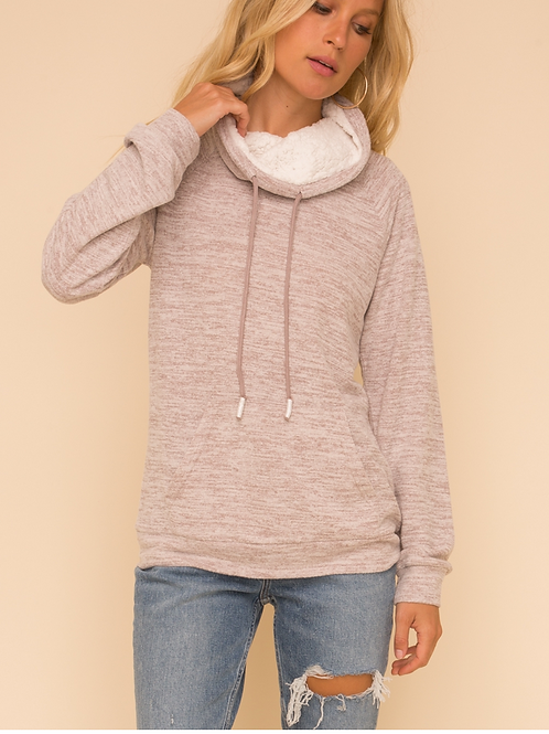 Light Purple Pullover