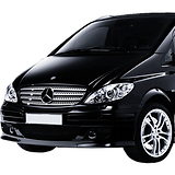 Mercedes V-Class - Mercedes Viano Blck - Airport Transfers Gold Coast Airport, Brisbane Airport, Sunshine Coast Airport, Ballina Airport