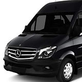 "Mercedes Sprinter Lounge ""The Party Bu"" - Hens Paties, Gold Coast Airport Transfers, Brisbae Airport Transfers, Top Golf Oxenford"