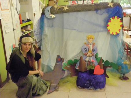 """Laboratorio teatrale """"il piccolo principe"""""""