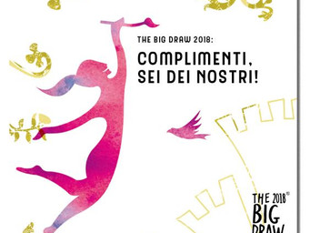 The Big Draw 2018 approda al Parcolorato!