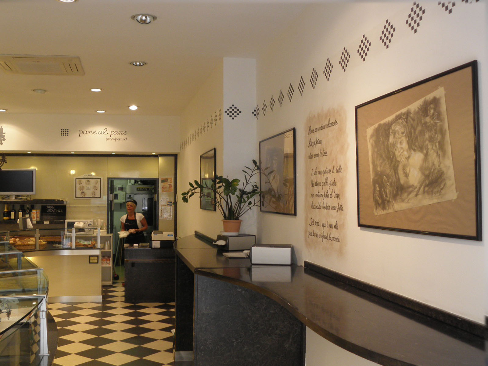 forno pasticceria in centro a Milano
