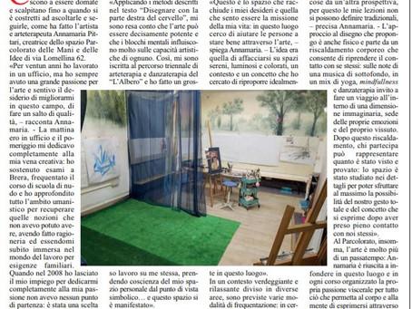 """Intervista al """"Parco"""" con Annamaria Pittari"""