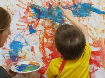 Lascia il tuo segno al Big Draw Festival, circondati di colore