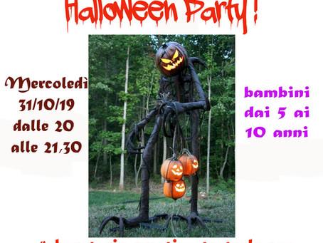 Halloween al Parcolorato